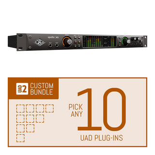 Universal Audio Apollo X6 / Custom 10 Upgrade