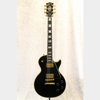 Gibson Les Paul Custom / Ebony 【やっぱりカスタム!!】