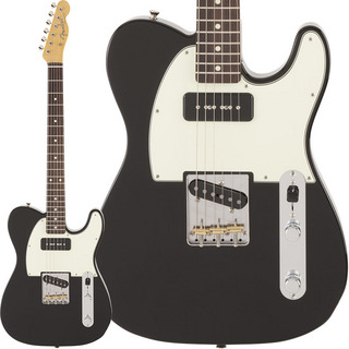 Fender Made in Japan FSR Hybrid 60s Telecaster P-90 (Black) [Made in Japan]
