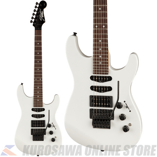 Fender Limited Edition HM Strat Rosewood Fingerboard -Bright White-【限定モデル】【送料無料】