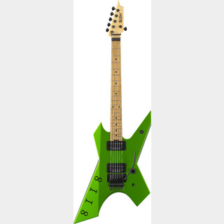 Killer KG-Prime Signature 8118【 Viper Green】