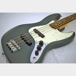 Fender Made in Japan Hybrid 60s Jazz Bass Charcoal Frost Metallic 【福岡パルコ店】