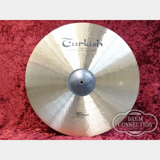 "TURKISHJohn Blackwell Signature Jazz Ride 22""【送料無料】"