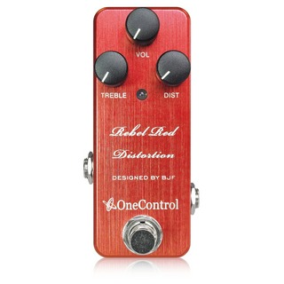 ONE CONTROL Rebel Red Distortion 【心斎橋店】