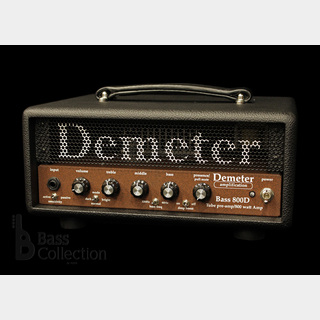 Demeter Amplification BASS 800 (Tolex)