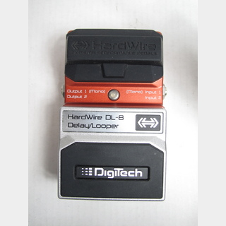 DigiTech Hard Wire DL-8