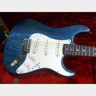 FineGuitars BareSoul 102 Blue in Green ST