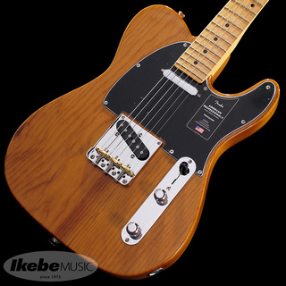 Fender American Professional II Telecaster (Roasted Pine/Maple) 【特価】
