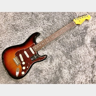 Fender American Professional Ⅱ Stratocaster 3-Color Sunburst / Rosewood 【アウトレット特価】【2020年製】