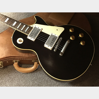 Gibson Custom Shop Historic Collection Limited Run 1957 Les Paul Standard Reissue All Ebony VOS (2018年製Used)