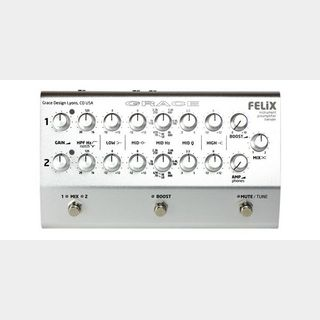 GRACE designFELiX Instrument Preamp/blender