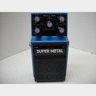 Maxon SM-01 SUPER METAL