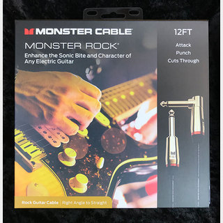 Monster Cable MONSTER CABLE 【M ROCK2-12A】直-L 12ft /約3.6m