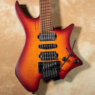 strandberg Boden Fusion 6 Neck-Through Trans Orange