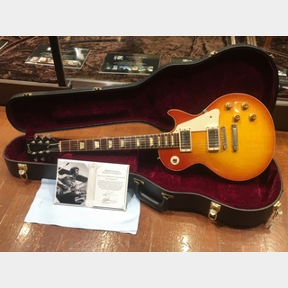 Gibson Custom Shop Eric Clapton Beano Les Paul Standard Signed Aged by Tom Murphy
