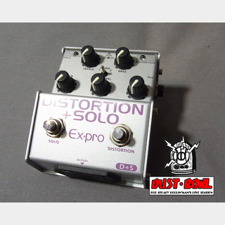 Ex-pro Distortion +Solo