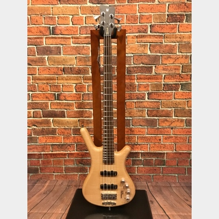 Warwick RockBass Corvette Premium 4st Natural High Polish 【生産完了モデル】