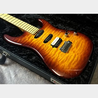 Suhr 【USED】Standard Quilt Maple Top , Birdseye Neck Aged Cherry Burst 【3.41kg】