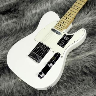 Fender Mexico Player Telecaster Polar White/M 【刈谷店】