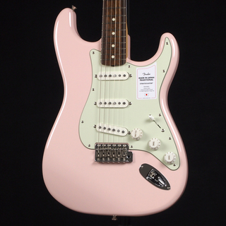 Fender Made in Japan Traditional 60s Stratocaster Shell Pink