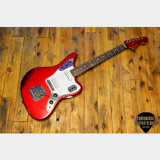 Fender Japan Jaguar JG66-85 CAR マッチングヘッド Crafted in Japan Pシリアル