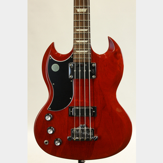 Gibson SG STANDARD BASS 2019 Lefty Heritage Cherry