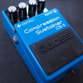 BOSSCS-3 Compression Sustainer