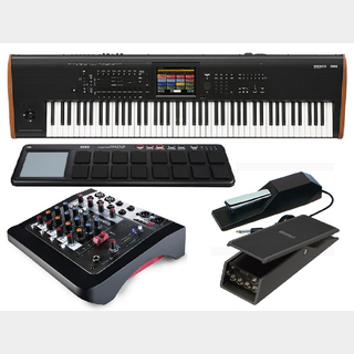 KORG KRONOS2 88 ウィンターキャンペーン限定セット!◆台数限定
