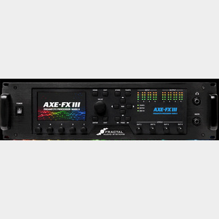 FRACTAL AUDIO SYSTEMS Axe-Fx III Mark II