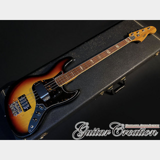 Greco JB480 1972年製【SAMURAI BASS】w/HARD CASE 4.3kg