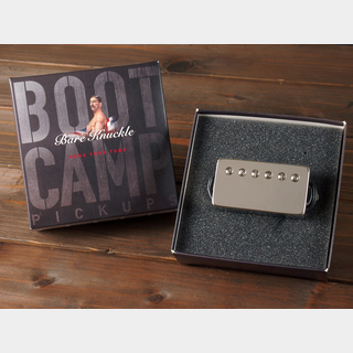 "Bare Knuckle Pickups""Boot Camp Series""  True Grit  / 6 String Humbucker / Bridge 50mm / Covered Nickel"