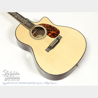 Larrivee Custom Shop 50th Anniversary LV-10