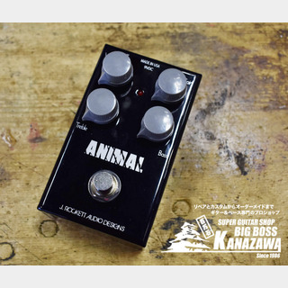 J.Rockett Audio Designs The Animal OD【プレキシサウンドを再現!】