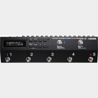 BOSS ES-5 Effects Switching System【池袋店】