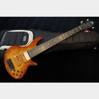 Xotic XB-2 6ST Honey Burst Burl Maple Top 【USED】【送料無料】