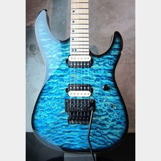 David Thomas McNaught Guitars DJ+ Storm