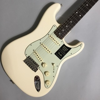 Fender (フェンダー)AMERICAN ORIGINAL 60S STRATCASTER Olympic White【送料無料】/ 即納可能