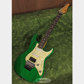 Suhr(正規輸入品) 1998's Standard Dinky, Swamp Ash Body SSH-Floyd, Trans Forest Green SN.19