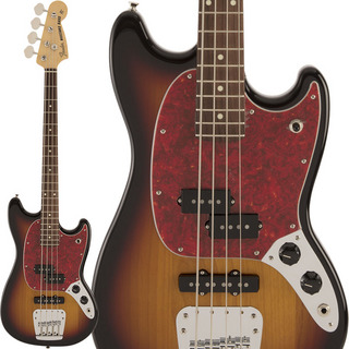 Fender Made in Japan Made in Japan Hybrid Mustang Bass (3-Color Sunburst)