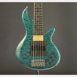 Xotic XB-2 5st Bora Bora Blue Q-maple