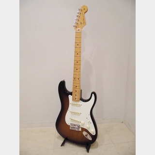 "FenderStories Collection Eric Johnson 1954 ""Virginia"" Stratocaster, Maple Fingerboard / 2-Color Sunburst"