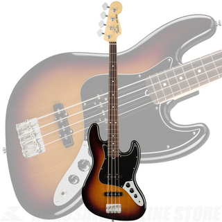 Fender American Performer Jazz Bass, Rosewood Fingerboard, 3-Color Sunburst