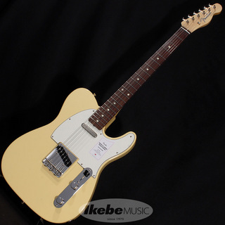 Fender Made in Japan Traditional 60s Telecaster (Vintage White)