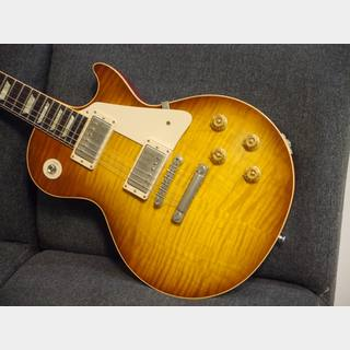 Gibson Custom Shop 1958 Les Paul Standard Chambered Figured  VOS IT