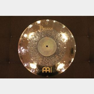 "Meinl Byzance Byzance Extra Dry 20"" Dual Crash Ride (B20DUCR) 【定価より30%OFF!】"