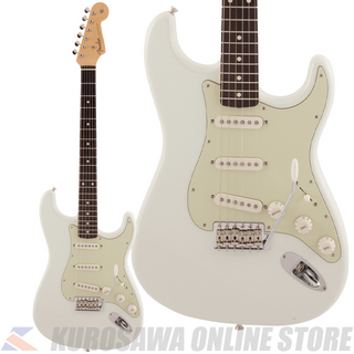 Fender Made in Japan Traditional 60s Stratocaster, Rosewood Fingerboard, Olympic White (ご予約受付中)