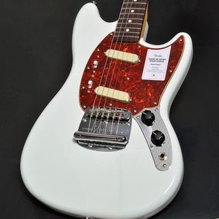 Fender Made in Japan Traditional 60s Mustang Rosewood Fingerboard Olympic White 【福岡パルコ店】