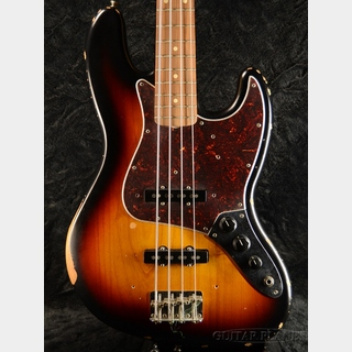 Fender【 決算SALE 】Road Worn 60s Jazz Bass -3Color Sunburst-【送料無料】