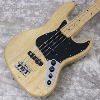 Fender Made in Japan Limited Active Jazz Bass Maple Fingerboard Natural 【S/N JD20010945】【池袋店】