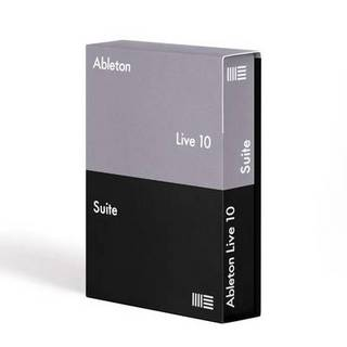 AbletonLive 10 Suite	【キャンペーン価格!】